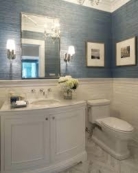 bathroom wallpaper ideas tile style wallpaper best small bathroom wallpaper ideas on half