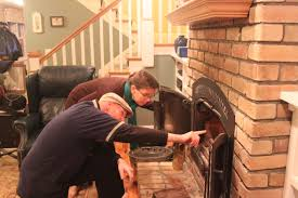 home inspection fireplace paladin home inspection services