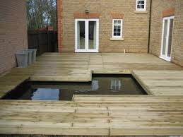 Garden Decking Ideas Uk Cheap Garden Decking Ideas Margarite Gardens