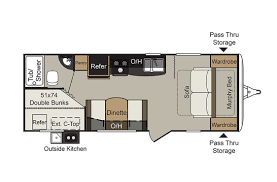 keystone travel trailer floor plans voyager rv centre new rvs class a class c 5th wheels trailers
