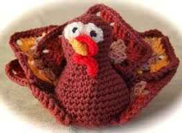 time for thanksgiving decorations from http crochetbrio