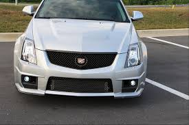 cadillac cts lights 2009 cadillac cts tears up the fog with h16 led bulbs ijdmtoy