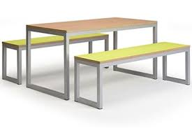 Urban Benches Tables And Benches Total Workspace Solutions