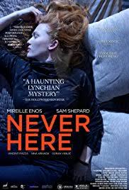 never here 2017 imdb