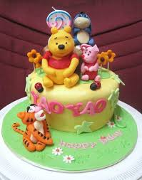 and friends cake and cakes winnie the pooh and friends cake for 2