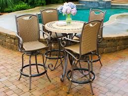 high top bistro patio set blogbyemy com