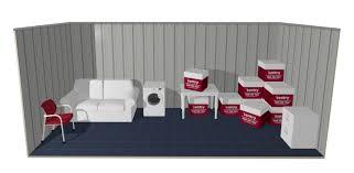 self storage space estimator for hampshire surrey wiltshire and