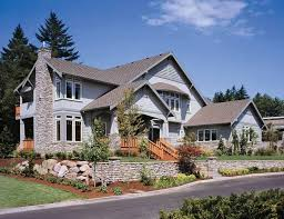 craftsman style house plans two 2 craftsman house plans at home source cozy design
