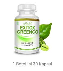 agen resmi exitox green coffee 500 mg original di mataram