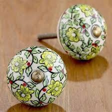 painted ceramic cabinet knobs hand painted ceramic door knob knobs drawer pulls kitchen cupboard
