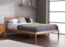 wooden bed frames bedroom headboard and footboard with drawers