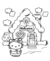 sanrio coloring pages best 25 hello kitty coloring ideas on pinterest hello kitty