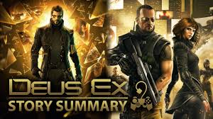 deus ex mankind divided what you need to know story summary