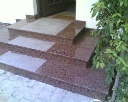 treppen im au enbereich treppen im außen und innenbereich aus naturstein der