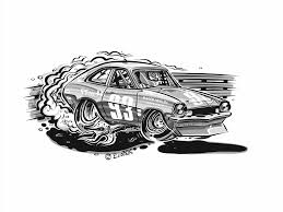 cartoon car drawing looking for a cartoon drawing of a pinto