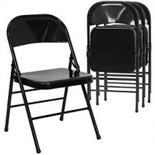 metal folding chairs foter