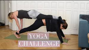 Challenge Best Challenge W My Best Friend