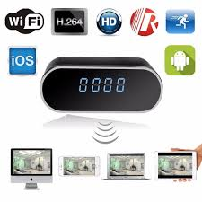 list manufacturers of clock hidden camera wifi 1080p buy clock