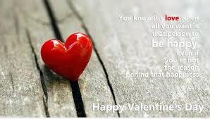 red happy valentine u0027s day 2017 quotes status in english for