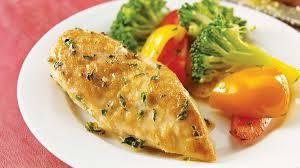 recette de cuisine poulet poitrines de poulet glacées au miel recettes iga volaille