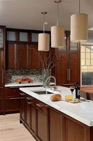 Modern Cherry Kitchen Cabinets Best 25 Cherry Kitchen Cabinets Ideas On Pinterest Cherry Wood