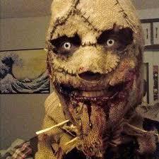 scarecrow halloween mask hala toni youtube