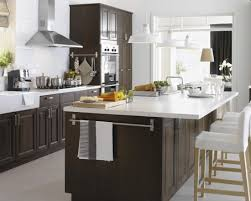 ikea kitchen idea chic ikea kkitchen island ideas 15 amazing ikea kitchen designs