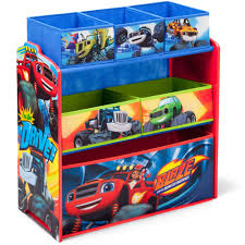 delta children nick jr blaze and the monster machines multi bin