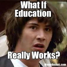 Meme Education - what if education create your own meme