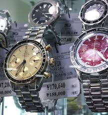 guide to buying used u0026 vintage watches in tokyo japan ablogtowatch