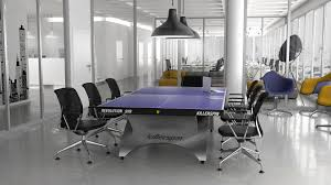 killerspin revolution ping pong tables in the home office u0026 club