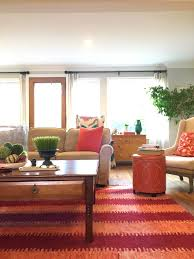 colorful home decor how to style a colorful fall coffee table blogger tips and tricks