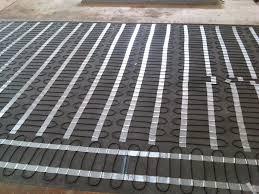 Laminate Flooring Radiant Heat Flooring Floor Heatingstem Hydronic Radiant Heat