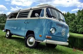 volkswagen van interior vw bus camper westfalia campmobile pop top bay window kombi van
