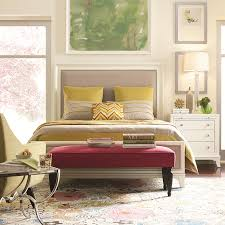 Thomasville Furniture Bedroom Sets by Simple And Classic Styled Upholstered Bed Bedrooms Pinterest