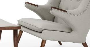 Armchair Ottoman Papa Bear Chair U0026 Ottoman Heather Kardiel