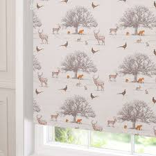 Nursery Blinds And Curtains by Tatton Blackout Roller Blind Dunelm Curtains Blinds