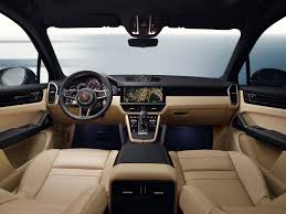porsche suv price the 2019 porsche cayenne has a familiar face that hides new