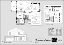 awesome double story house floor plans design ideas amazing simple