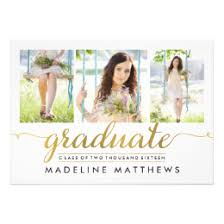 college graduation announcement template graduation invitations zazzle