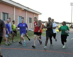 thanksgiving day celebrations turkey trot at joint task force bravo u003e joint task force bravo
