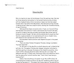 the yellow wallpaper character analysis essay dissertation