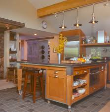 kitchen cabinet with wheels stupendous big kitchen island on wheels with industrial pendant