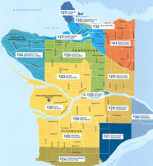 Vancouver Skytrain Map Vancouver International Airport Taxi Rates