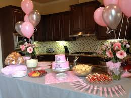 pink and grey baby shower party ideas pinterest gray baby