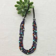 african bead necklace images Necklaces african trade beads necklace jpg
