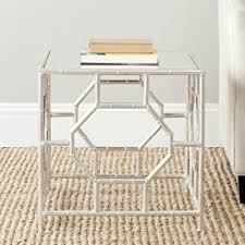 Silver Accent Table Safavieh Home Collection Rory Silver Accent Table