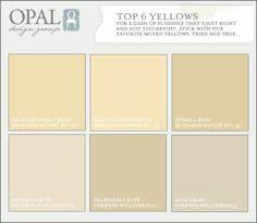 best selling u0026 popular shades of yellow u0026 gold paint colors from