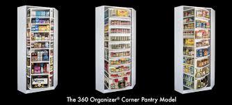 closet works 360 organizer rotating pantry