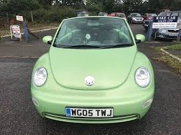 green volkswagen beetle used green volkswagen beetle for sale rac cars